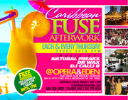 Caribbean Fuse Afterwork Thursdays