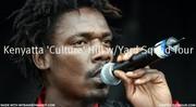 """Kenyatta """"Culture"""" Hill w/Yard Squad Tour"""