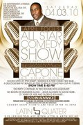 All Star Comedy Capone & Friends