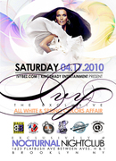 """IVY """"The Exclusive All White & Spring Colors Affair"""""""