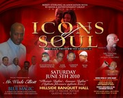 ICONS OF SOUL 7th Edition