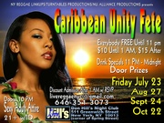 Caribbean UNITY Fete! Get in FREE