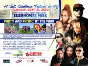 Pre Labor Day Fest: International Caribbean Festival