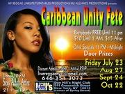 Caribbean UNITY Fete!