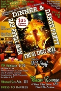 NYE CARIBBEAN MIX DINNER & DANCE PARTY! $35 ONLY FOR CARIBBEAN FEVER MEMBERS!