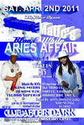 THE BIGGEST ANNUAL ARIES B- DAY AFFAIR - BLUE ND WHITE IN PRIME TIME