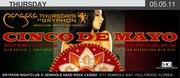 PANGAEA THURSDAYS: Cinco de Mayo Celebration