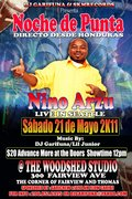 NINO ARZU LIVE IN SEATTLE