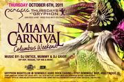 Pangaea Thursdays: Miami Carnival Fete
