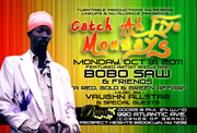 """It's A """"Red, Gold & Green"""" Affair w/Featured Artist BOBO SAW"""