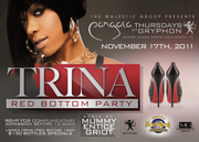 TRINA Red Bottom Party
