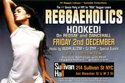 "REGGAEHOLICS ""HOOKED on Reggae & Dancehall!"