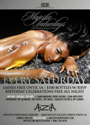 Majestic Saturdays / BDay list FREE all night / $100 bottle
