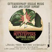 HOTSTEPPERS Reggae Sundays