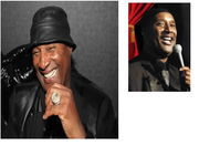Learn and Laugh with Paul Mooney and Brother Polight in Brooklyn, NY on May 20