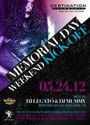 MEMORIAL WEEKEND KICKOFF @ Hard Rock Casino. Open CIROC Bar