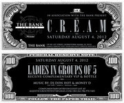 An Exclusive One Night Only Event...C.R.E.A.M.