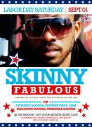 Skinny Fabulous Live