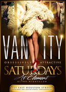 Vanity Saturdays
