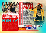 SKELLY LO BDAY BASH WITH ELEPHANT MAN LIVEB