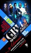 GBM showcase @ Maracas in Queens