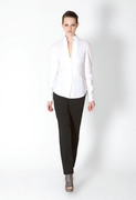 Fitted Shirt & Trousers