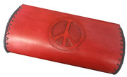Red peaceClutch