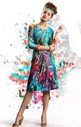 Latest Party Wears Kurtis With Differently Designed For Young Women