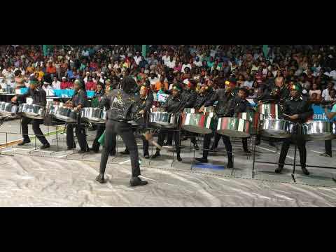 Bishops High School Steel Orchestra- I Don't want to be born || 2019 || Panorama (Guyana)