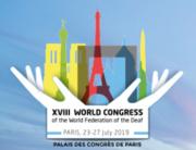 Congrès Mondial des Sourds à Paris - FMS
