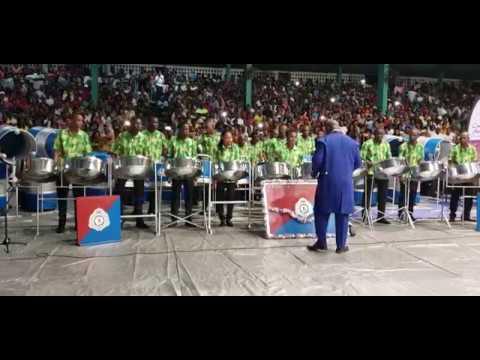 "Guyana Police Force- Jumo Primo ""Tribute"" 2019 Panorama (Guyana)"