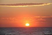"""""""OVNIs"""" sobre a praia de Barra Nova, fotografados em 05/11/2009 e DSC06179"""