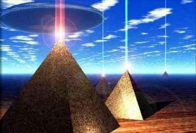 Pyramids and Universe