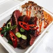 Tangy's Tasty Stuff (Asian Fusion) at Tottenham Social