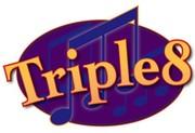 Live optreden Nederlandse partyband Triple 8