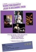 """Sedoction Quartet"" Jazz, Parijs"