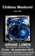 Ariane Lumen - Black Paintings