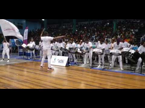 Caribbean-Airlines Parkside Steel Orchestra- Sweet Music || 2019 || Panorama (Guyana)
