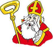 Sinterklaas 5 december in de Aquitaine (33240)