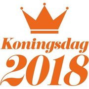 Koningsfeest 27 april in Taradeau