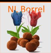 Nederlandse borrel