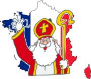Sinterklaas in Bordeaux