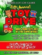 TSDLYB 6th Annual Christmas Toy Drive