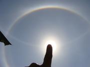 Sol hoje