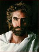 Verdadeira face de Jesus de frente