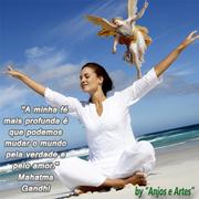 Meditando com um Anjo