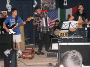 Conjunto Accordion Band Jam