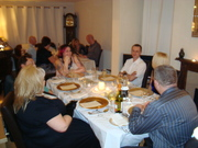 Clarkies Supper Club Christmas SORRY FULLY BOOKED , spaces still free for Friday