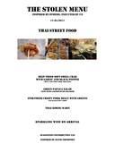 Stolen Thai Street Food Night