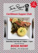 Tan Rosie Caribbean Supper Club